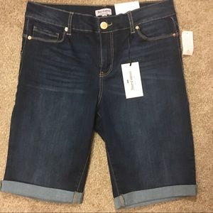 NWT Juicy Couture Bermuda Shorts